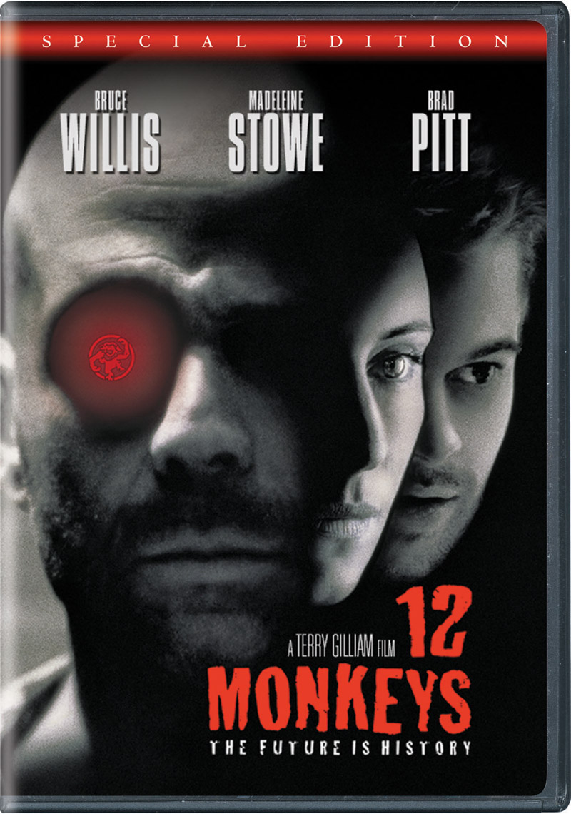 IMDB Top 250: 12 Monkeys (1995) | The Blog of Big Ideas