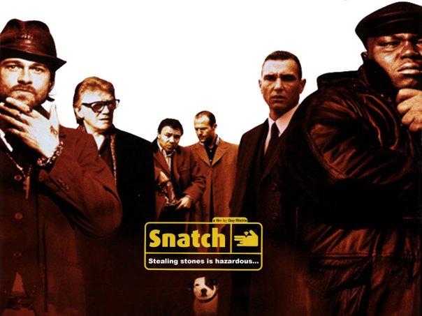 IMDB Top 250: Snatch (2000) | The Blog of Big Ideas