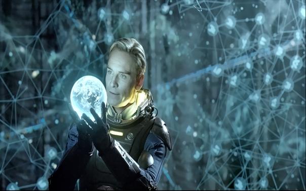 Michael Fassbender - Prometheus