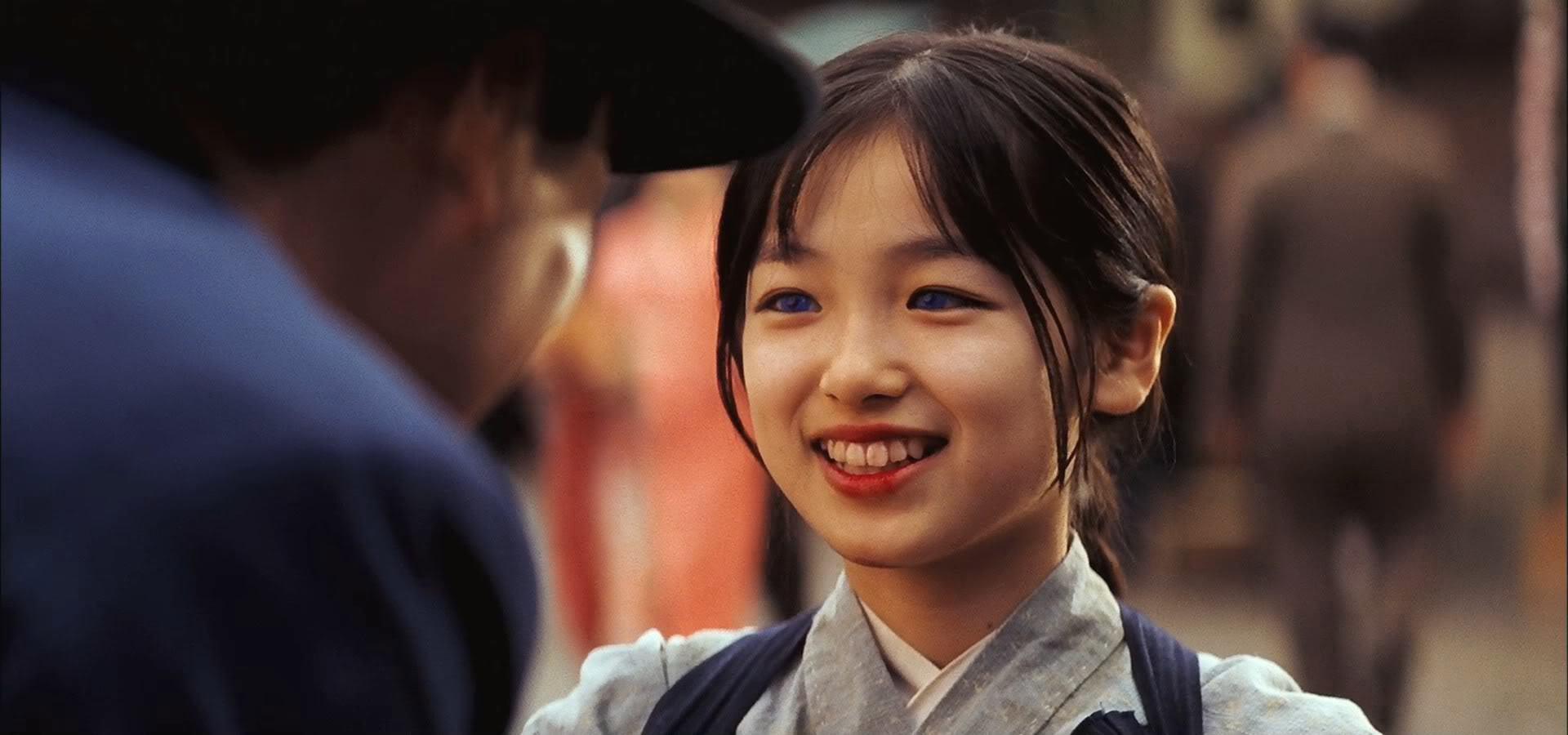 reviews memoirs of a geisha film jpg 853x1280